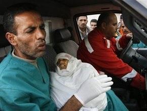 Красный Крест приостановил деятельность в секторе Газа