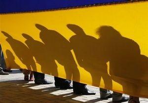 В 2010 году украинцев стало меньше на 185 тысяч человек