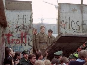 В Киеве откроют фрагмент Берлинской стены
