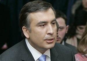 Саакашвили закрыл торги на бирже Nasdaq