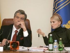 Ющенко и Тимошенко претендуют на антипремию Будяк року