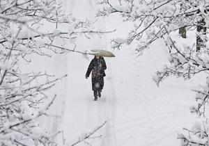 Прогноз погоды на вторник, 11 декабря