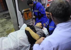 МЧС: Число пострадавших от взрыва в Домодедово возросло до 168 человек