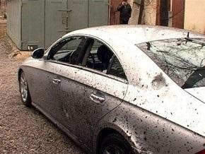 Фотогалерея: Донецкий взрыв