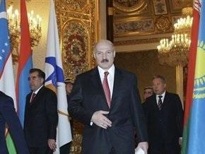 Лукашенко и Воронин не приедут на саммит ЕС в Прагу