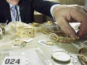 В Москве ограбили ювелирный магазин