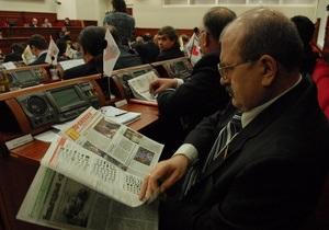 Киевсовет утвердил Программу обращения с бытовыми отходами