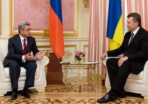 Президент Армении заявил, что Карабах должен реализовать свое право на самоопределение