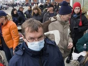 Минздрав подтверждает 431 случай смерти от гриппа и ОРВИ