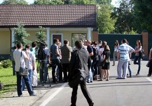 Герман объяснила, почему журналистов не пускают в Межигорье