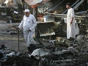 Теракт в Ираке: шесть человек погибли