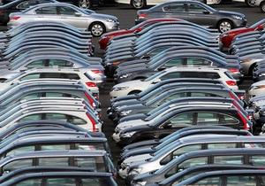 Названы лидеры продаж автомобилей в Украине в январе-марте