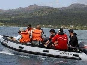 Спасатели обнаружили сигналы черных ящиков разбившегося на Коморских островах аэробуса