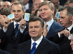 В случае избрания президентом Янукович пересмотрит газовые контракты с Россией