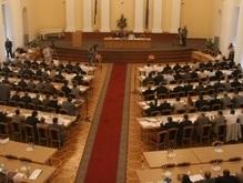 Депутаты Киевсовета собрались на первую сессию