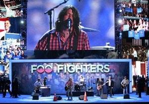 Foo Fighters решили на время приостановить свою деятельность