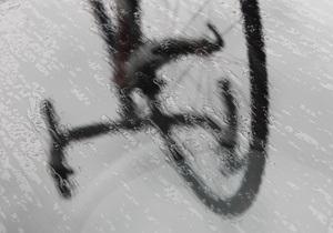 Сербский поедатель  металла подавился велосипедной педалью
