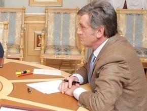 Ющенко выступил против разделения полномочий мэра Киева и председателя КГГА