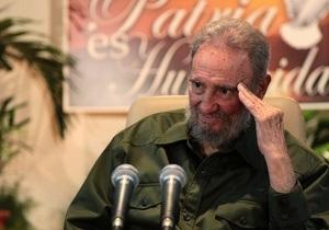 Чавес и Кастро обсудили риск начала мирового ядерного конфликта