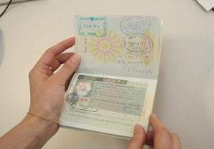 Соглашение об упрощении оформления виз между Украиной и ЕС вступит в силу с 1 июля