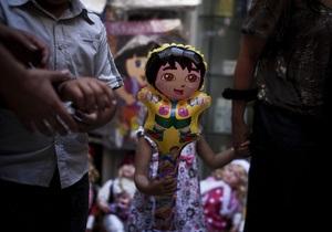 В Китае арестованы более 600 человек, занимавшихся торговлей детьми