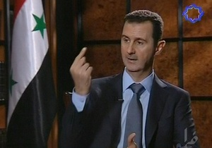 Всеобщая амнистия. Президент Сирии предложил план выхода из кризиса