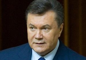 Фотогалерея: Апрельские тезисы. Янукович выступил в Раде с ежегодным посланием