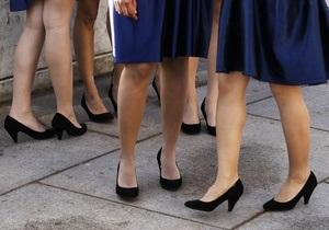 Ученые определили идеальную высоту каблука