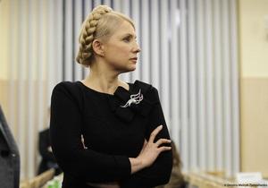 Тимошенко просит СБУ закрыть дело по долгу ЕЭСУ перед Минобороны РФ