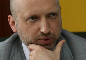 Турчинов: Пик кризиса в Украине пройден