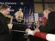Фотогалерея: В Европе рушатся границы