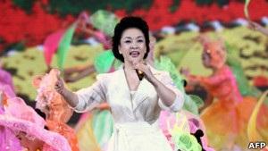 Первой леди Китая станет известная певица