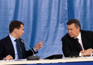 Медведев: Для Украины Россия - партнер номер один, а Украина для РФ - на четвертом месте