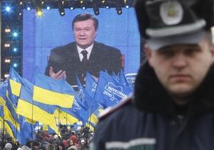 Корреспондент: Это все о нем. Известные люди оценили первый год работы Президента Украины Виктора Януковича