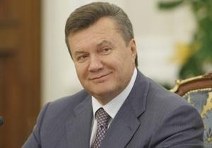 Янукович завтра пойдет в школу