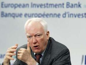 Украина получит 275 миллионов евро от Европейского инвестиционного банка
