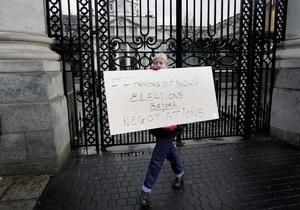 В Ирландии могут пройти всеобщие выборы