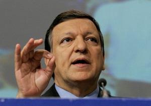 Баррозу напомнил Януковичу о несовместимости ТС и ЗСТ