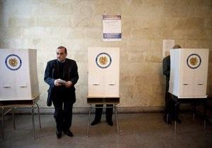 Опросы: в Армении побеждает Республиканская партия