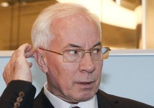 Азаров пообещал накормить украинцев  хорошо и недорого