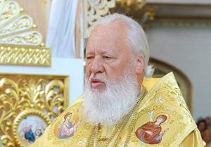 В УПЦ МП отрицают, что одесский митрополит угрожал проклятиями сторонникам Ющенко