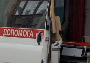 В Полтавской области девушка попала в больницу после конкурса по поеданию бананов