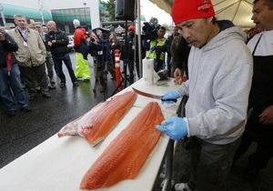 Эксперты: регулярное потребление морской жирной рыбы продлевает жизнь