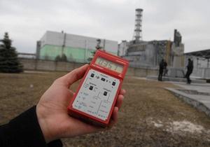 Greenpeace: Продукты питания в Украине все еще загрязнены чернобыльской радиацией