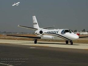 В Новосибирске совершит аварийную посадку самолет Cessna