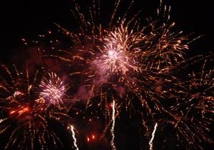 День армии: в девяти украинских городах пройдут праздничные фейерверки