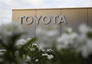 Toyota отзывает 8 тыс. пикапов в США