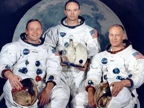 Первых астронавтов, ступивших на Луну, наградили Золотой медалью Конгресса США