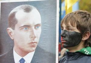 Парламент Крыма осудил присвоение Бандере звания Героя Украины