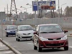 Украина за девять месяцев увеличила производство автомобилей на 50%